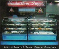 Acrylic Sweets Display Counters
