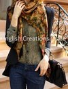 Polyester Fashion Scarf