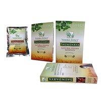 Natural Henna Powder For Grey Hair
