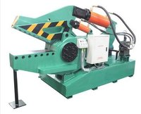 Q08-250 Type Hydraulic Metal Scrap Iron Shear Cutting Machine