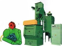 Q32 Series Tumble Belt Shot Blasting Machine