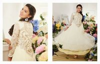 Frock Design Anarkali Suit