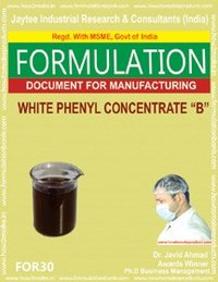Formula Document For White Phenyl Concentrate B