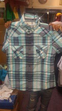 Cotton Fabrics Shirts