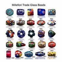 Fancy Trade Glass Beads