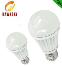 Fireproof Pc Material Plastic LED Bulb Light