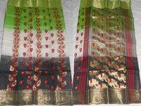 Ladies Designer HANDLOOM Tant Sarees