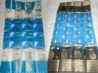 COTTON PURETussar Silk Saree
