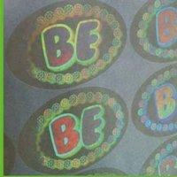 Hologram Sticker Label