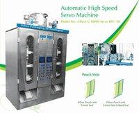 High Speed Servo Milk Packing Machine