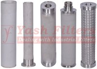 Ss Welded Filter Cartridges