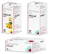 Piclin (Sodium Picosulfate) Table and Syrup