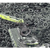Rubber Tyre Recycling Plant