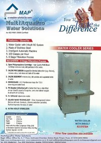RO Water Dispenser/Cooler