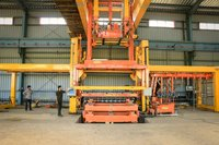 AAC Brick Cutting Machines