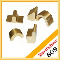 Extruded Brass Profiles For Sanitary Parts
