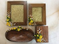 Hand Crafted Photo Frames