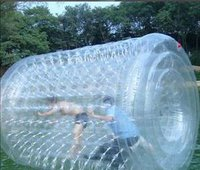 Inflatable Bubble Roller