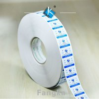ISO 14443A HF Rfid Adhesive Sticker Label