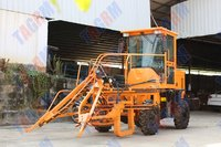 Hydraulic System Mini Sugar Cane Harvesting Machine