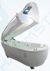 Luxury Dry And Wet Steam Sauna 3C Spa Capsule For Weight Loss And Hydrotherapy Massage