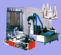 High Performance Paper Cone Machine For Yarn Winding