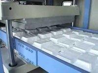 Thermocole Plate Making Machine