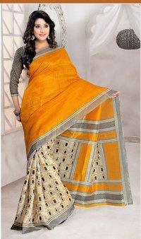 casual bhagalpuri Saree