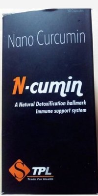 Nano Curcumin For Cancer Patient