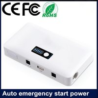 Mini Multi-Function Power Bank Jump Starter Mini Car Booster