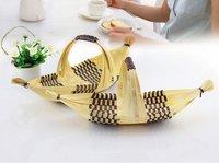 Bamboo Handmade Basket