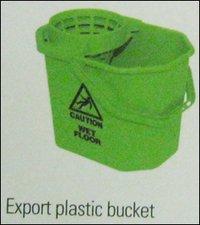 Export Plastic Mop Bucket