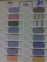 Yarn Dyed School Uniform Shirting