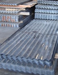 Galvanized Iron Sheet Galvanized Iron Sheet