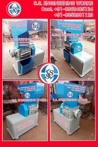 Plastic Scrap Granulator Machine