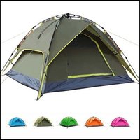 Rainproof Automatic Outdoor Camping Tent