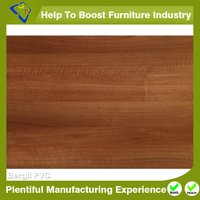 High Glossy Wood Grain Pvc Foils