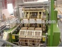 Double Rotary Making Egg Tray Machines