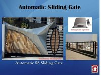 Automatic Ss Sliding Gate