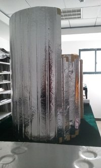 Vacuum Insulation Panel (VIP) Used In Refrigerated Cold Container