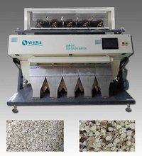 Almond Color Sorter Machines