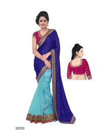 Bollywood Designer Net Saree