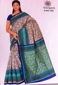 Synthetics Sarees
