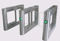 Automatic Access Control Flap Swing Barrier Gates
