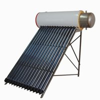 Pressure Tube Solar Water Heater