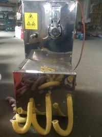 Tube Corn Puffing Extruder Machine