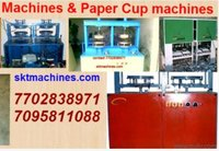 Paper Plate Machines