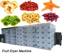 Industrial Fruit Dryer For Dried Fruits