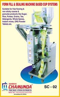 Lubricate Oil Packing Machine