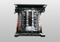 Aluminium Melting Furnace Large Capacity of 1000kg